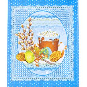 Маломеры вафельное полотно 50 см 170 гр/м2 19842/1 Верба 4 шт фото