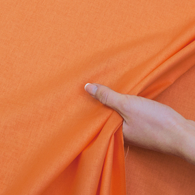 Ткань на отрез бязь М/л Шуя 150 см 12130 цвет персик фото