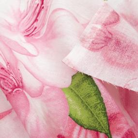 Маломеры Бязь 120 гр/м2 150 см Цветы яблони 11 м фото