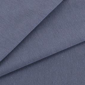 Мерный лоскут кулирка гладкокрашеная карде 9555 цвет серый 130/98х2 см фото