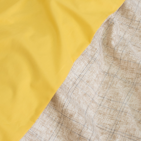 Постельное белье из сатина Е032 1.5 сп фото