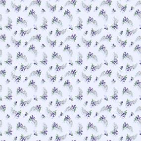Бязь Премиум 150 см набивная Тейково рис 30255 вид 1 Очарование компаньон фото