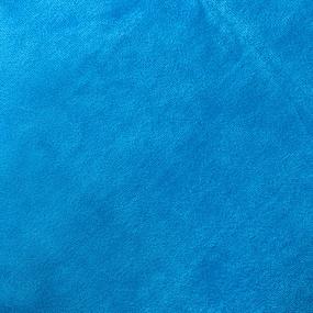 Ткань на отрез велюр 9061а Blue Panda фото