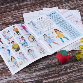 Журнал с выкройками для шитья Ya Sew №3/2020 фото