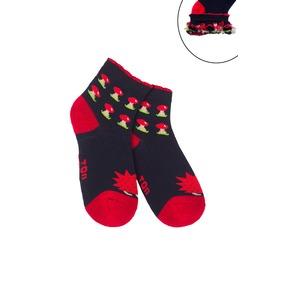 Носки Лесная сказка детские плюш (набор) 3966 р 14-16 фото