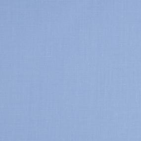 Рубашечная ткань на отрез 150 см цвет голубой фото