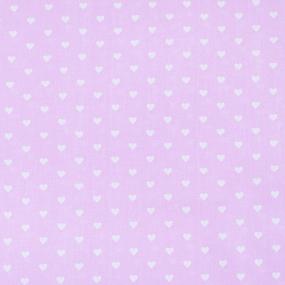 Мерный лоскут бязь плательная 150 см 1746/2 цвет розовый 18,8 м фото