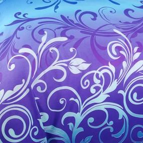 Постельное белье бязь 203811 Фрея 1 фиол 2-х сп фото