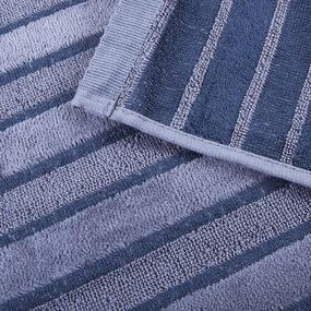 Салфетка махровая Sunvim 12В-2 34/34 см цвет серый фото