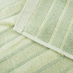 Салфетка махровая Sunvim 12В-2 34/34 см цвет фисташковый фото