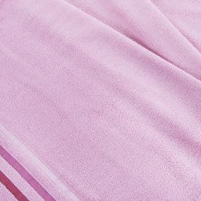 Полотенце махровое Sunvim 12-27 50/90 см цвет розовый фото