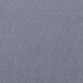 Фетр листовой мягкий IDEAL 1 мм 20х30 см FLT-S1 упаковка 10 листов цвет 694 серый фото