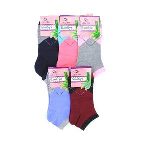 Женские носки Boyi XJWA 18-45 бамбук размер 36-42 фото