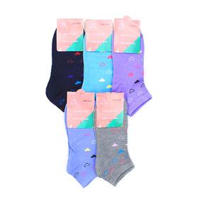 Женские носки Boyi XJWA19-53-2 бамбук размер 36-42 фото