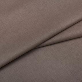 Ткань на отрез бязь м/л Шуя 150 см 16150 цвет кофе фото
