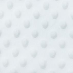 Маломеры Плюш Минки Китай 180 см цвет белый 0.6 м фото