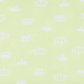 Маломеры бязь плательная 150 см 1694/1 цвет салатовый 2 м фото