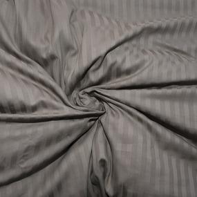 Пододеяльник из страйп-сатина полоса 1х1 120 гр/м2 977/2, 1,5 спальный фото