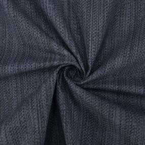 Ткань на отрез бязь 120 гр/м2 220 см 204937 Эко 7 цвет графит фото