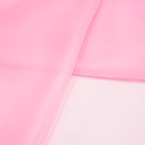 Ткань на отрез Вуаль 280 см 34 цвет розовый фото