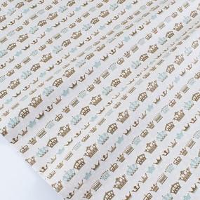 Ткань на отрез бязь ГОСТ Шуя 150 см 92202 цвет бежевый фото