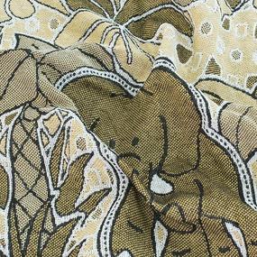 Покрывало гобелен детское Тропики классический 125/150 фото