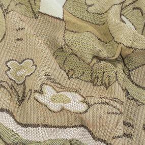Покрывало гобелен детское Драконы зеленый 125/150 фото