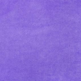 Велюр 30/1 карде 240 гр цвет HLL0241180 св.лиловый рулон фото
