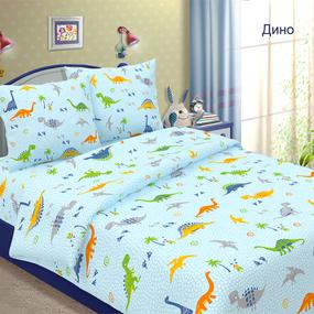Постельное белье детское 464-1 Дино 1.5 сп фото