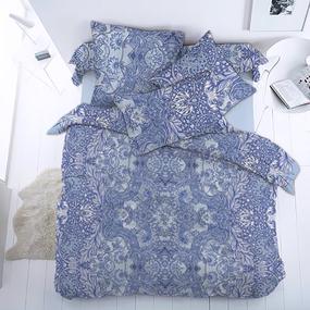 Ткань на отрез бязь о/м 120 гр/м2 150 см 13058/2 Капри фото