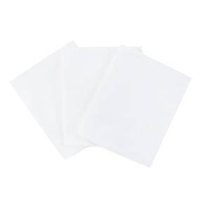 Пеленка бязь отбеленная 120гр./м2 110/80 в упаковке 10 шт фото