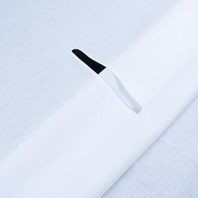Пеленка бязь отбеленная 140гр./м2 110/80 с вырезом 20 см для операций фото
