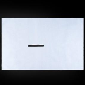 Пеленка бязь отбеленная 140гр./м2 110/80 с вырезом 20 см для операций в упакове 10 шт фото
