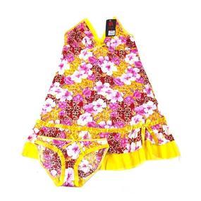 Комплект сорочка+трусы №518 (расцветки в ассортименте) фото