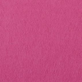 Фетр листовой жесткий IDEAL 1 мм 20х30 см FLT-H1 упаковка 10 листов цвет 610 т-розовый фото