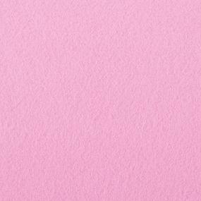 Фетр листовой жесткий IDEAL 1 мм 20х30 см FLT-H1 упаковка 10 листов цвет 613 светло-розовый фото