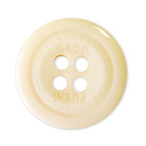 Пуговицы Блузочные 4 прокола 15 мм цвет 728 бежевый упаковка 24 шт фото