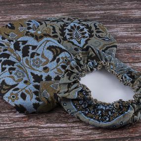 Чехол на табурет гобелен №11 размер 35/35 см фото