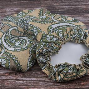 Чехол на табурет гобелен №13 размер 35/35 см фото