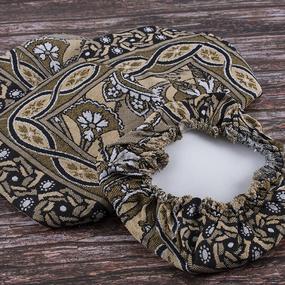 Чехол на табурет гобелен №16 размер 35/35 см фото