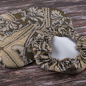 Чехол на табурет гобелен №17 размер 35/35 см фото