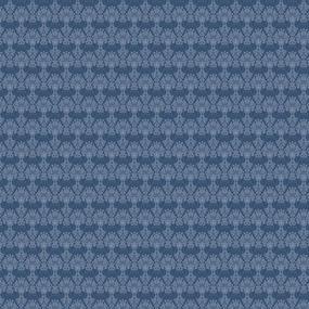 Ткань на отрез бязь Премиум 220 см 6812/3 Бельведер кристалл фото