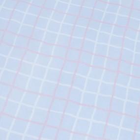 Простынь на резинке поплин 7892/1 компаньон 90/200/20 см фото