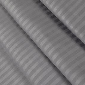 Страйп сатин полоса 1х1 см 240 см 140 гр/м2 В012 фото
