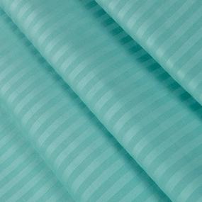 Страйп сатин полоса 3х3 см 240 см 140 гр/м2 В007 фото