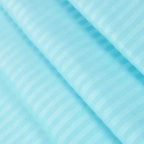 Страйп сатин полоса 1х1 см 240 см 140 гр/м2 В010 фото