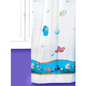 Портьерная ткань на отрез детская Немо 280 см фото