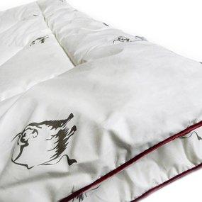 Одеяло Шерсть яка 300 гр/м2 ИВШВЕЙСТАНДАРТ оригинал 140/205 см фото