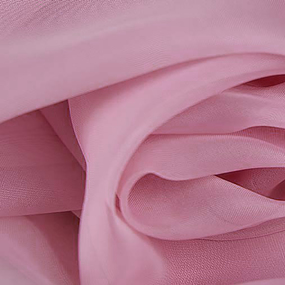 Ткань на отрез Вуаль 280 см цвет 37 брусника фото