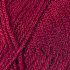Пряжа для вязания ПЕХ Акрил 100гр/300м цвет 007 бордо фото